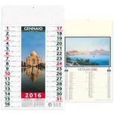 Calendari illustrati 2016